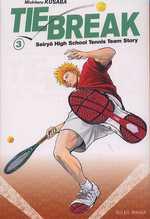 Tie break T3, manga chez Soleil de Kusaba