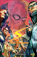 Project Superpowers T2 : Un nouvel esprit (0), comics chez Panini Comics de Krueger, Ross, Paul, Carita
