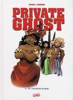 Private Ghost T3 : Hot Carribean (0), bd chez Soleil de Carrère, Crisse, Rieu