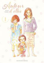 Autour d'elles T1, manga chez Akata de Torino