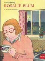 Rosalie Blum T3 : Au hasard Balthazar ! (0), bd chez Actes Sud BD de Jourdy