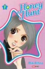 Honey hunt T1, manga chez Panini Comics de Aihara
