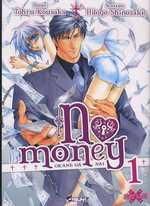 No money T1, manga chez Asuka de Kousaka, Shinozaki