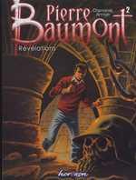 Pierre Baumont T2 : Révélations (0), bd chez Joker de Chanoinat, Arroyo, Quemener
