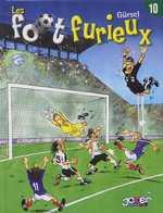 Les foot furieux T10, bd chez Joker de Gürsel