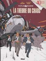 Les aventures de Kaplan et Masson T1 : La Théorie du Chaos (0), bd chez Glénat de Convard, Thibert