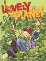 Lovely planet T2, bd chez Glénat de Téhem