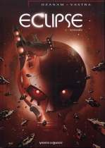 Eclipse T3 : Schwarz (0), bd chez Vents d'Ouest de Ozanam, Vastra, Lacroix