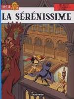 Jhen T11 : La Sérénissime (0), bd chez Casterman de Payen, Martin, Pleyers, Pleyers