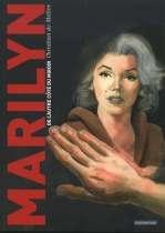 Marilyn, de l'autre côté du miroir, bd chez Casterman de de Metter