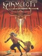 Kaamelott T4 : Perceval et le dragon d'airain (0), bd chez Casterman de Astier, Dupré