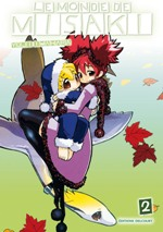 Le monde de Misaki T2, manga chez Delcourt de Iwahara