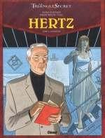 Hertz – cycle 1, T2 : Montespa (0), bd chez Glénat de Convard, Wachs, Paul, Juillard