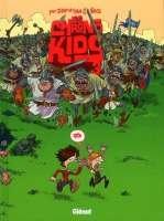 Chrono kids T3, bd chez Glénat de Zep, Vince, Stan