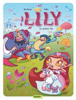 Lily T2 : Le peintre fou (0), bd chez Dupuis de Nykko, Brants