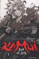 Kamui – End of Ark T1, manga chez Soleil de Yokogawa