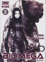Biomega T2, manga chez Glénat de Nihei