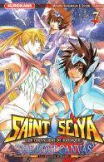 Saint Seiya - The lost canvas  T7, manga chez Kurokawa de Teshirogi, Kurumada