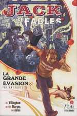 Jack of Fables T1 : La grande évasion (ou presque) (0), comics chez Panini Comics de Sturges, Willingham, Akins, Vozzo, Jean