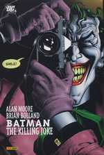 Batman - The Killing Joke, comics chez Panini Comics de Moore, Bolland