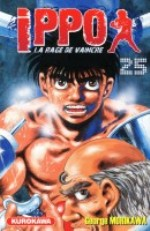 Ippo – Saison 1 - La rage de vaincre, T25, manga chez Kurokawa de Morikawa
