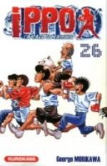 Ippo – Saison 1 - La rage de vaincre, T26, manga chez Kurokawa de Morikawa