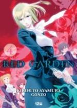 Red Garden T4, manga chez 12 bis de Gonzo, Ayumara