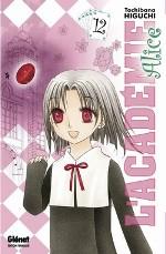 L'académie Alice T12 : , manga chez Glénat de Higuchi