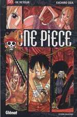 One Piece T50, manga chez Glénat de Oda