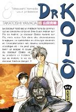 Dr Kotô T15, manga chez Kana de Yamada