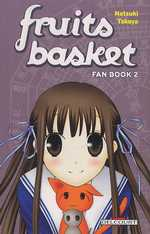 Fruits Basket – 1e edition, T25 : Fan book 2 (0), manga chez Delcourt de Takaya