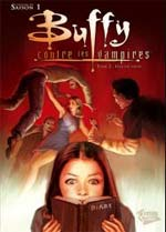 Buffy contre les vampires - Saison 1 T2 : Une vie volée (0), comics chez Fusion Comics de Golden, Lee, Nicieza, Lobdell, Richards, Powell, Major, McCaig, Gonzales
