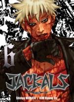 Jackals T6, manga chez Ki-oon de Murata, Kim