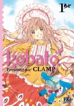 Kobato T1, manga chez Pika de Clamp