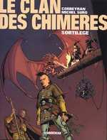 Le clan des chimères T4 : Sortilèges (0), bd chez Delcourt de Corbeyran, Suro, Yannick