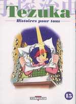 Tezuka - Histoires pour tous T15, manga chez Delcourt de Tezuka
