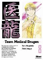 Team Medical Dragon T8, manga chez Glénat de Nogizaka, Nagai