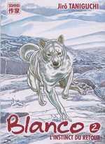 Blanco T2, manga chez Casterman de Taniguchi
