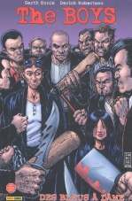 The Boys T4 : Des bleus à l'âme, comics chez Panini Comics de Ennis, Robertson, Aviña