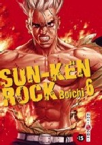 Sun-Ken Rock – Edition simple, T6, manga chez Bamboo de Boichi