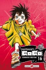 Full Ahead ! Coco T16, manga chez Bamboo de Yonehara