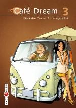 Café Dream T3, manga chez Bamboo de Hanagata, Hiramatsu