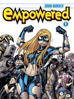 Empowered T1, comics chez Milady Graphics de Warren