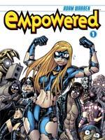 Empowered T1, comics chez Milady Graphics de Warren