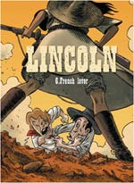 Lincoln T6 : French lover (0), bd chez Paquet de Jouvray, Jouvray, Jouvray