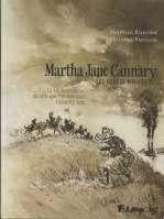 Martha Jane Cannary T2 : Les années 1870-1876 (0), bd chez Futuropolis de Perrissin, Blanchin