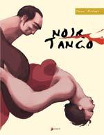 Noir tango : Noir tango (0), bd chez Akileos de Monnin, Philibert