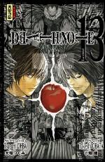 Death Note T13, manga chez Kana de Ohba, Obata