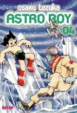 Astro boy T4, manga chez Kana de Tezuka
