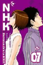 Bienvenue dans la NHK T7, manga chez Soleil de Takimoto, Oiwa